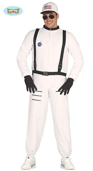 FIESTAS GUIRCA Traje de Astronauta de la NASA: Amazon.es ...