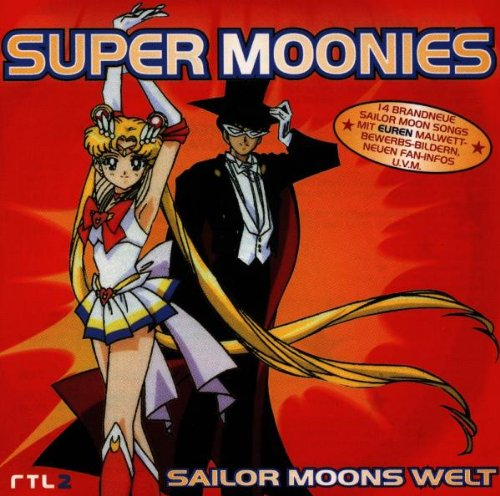 Moony - Sailor Moons Welt - Zortam Music
