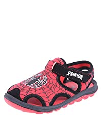 Ultimate Spider-Man Boys' Toddler Spider-Man Splash Sandal