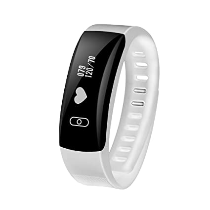 Amazon.com: BOND K8 Blood Pressure Monitor SmartWatch Heart ...