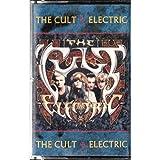 The Cult: Electric Cassette VG++ Canada Vertigo 830 916-4