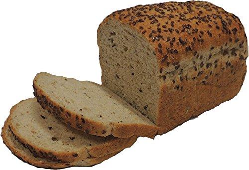 Grain White Bread - Organic Bread of Heaven ~ Multi Whole Grain Bread w/Flax ~ USDA Organic