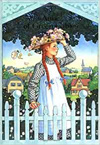 Anne Of Green Gables Illustrated Junior Library L M