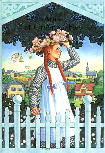Anne of Green Gables (Illustrated Junior Library)