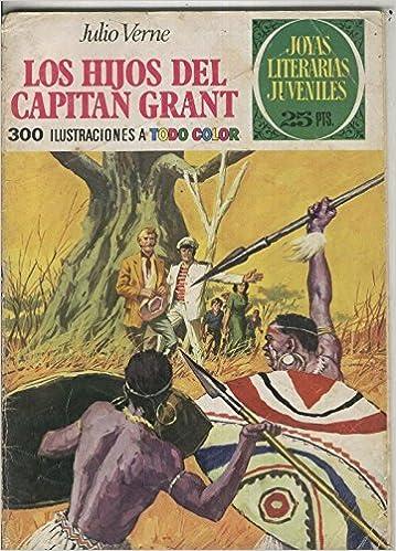Joyas Literarias Juveniles numero 009: Los hijos del Capitan ...
