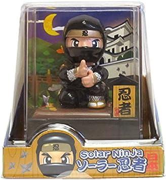 Ninja Solar figurine