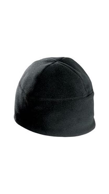 Image Unavailable. Image not available for. Color  Military Black Polartec  100 Fleece Watchmans Cap 452a9f361aff