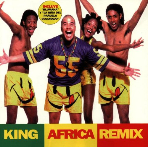 Africa Remix by RCA Intl