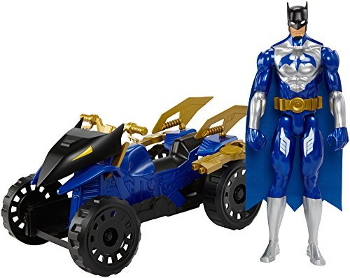 Batman Unlimited: 12 Batman & Attack ATV Action Figure by Mattel
