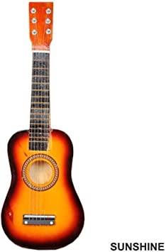 Jiayuane Ukulele Soprano de 21 Pulgadas Mini Guitarra acústica Instrumento Musical de Madera de Tilo para Principiantes, niños, Principiantes, Aficionados, Sunburst: Amazon.es: Electrónica