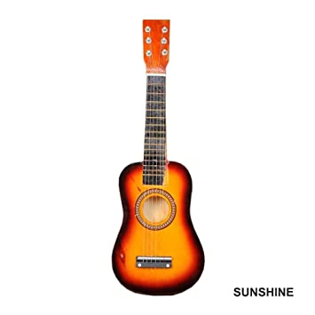 Jiayuane Ukulele Soprano de 21 Pulgadas Mini Guitarra acústica ...