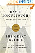 #4: The Great Bridge: The Epic Story of the Building of the Brooklyn Bridge