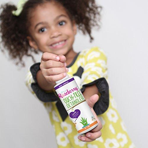 Natural Baby Hair Detangler