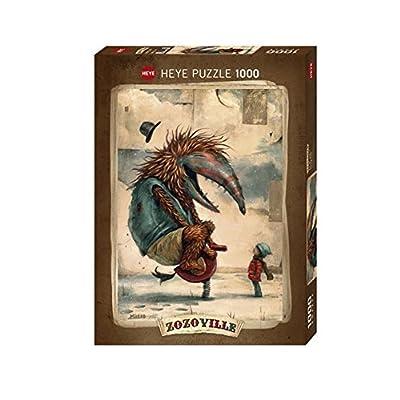Heye Puzzle Classico Zozoville Spring Time Vd 29811