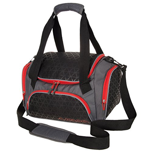 insulated cooler duffle bag - 9