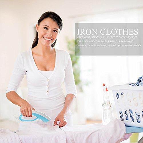 Portable Handheld Garment Steamer Mini Iron Perfect For