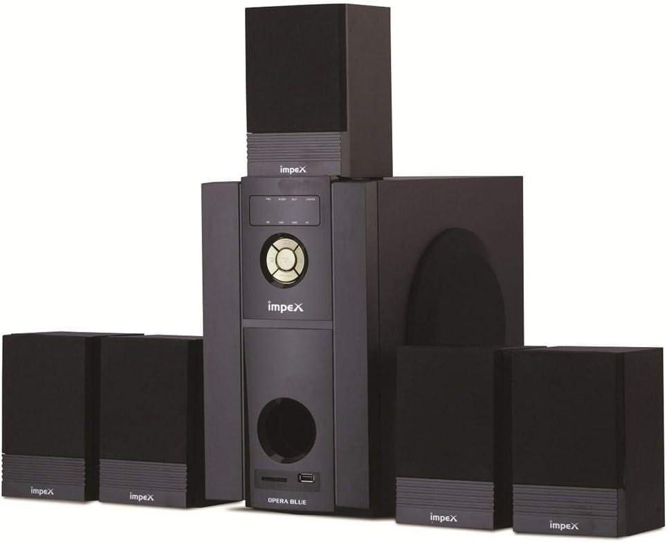 نظام مكبر صوت متعدد الوسائط 5 في 1 HT 5107