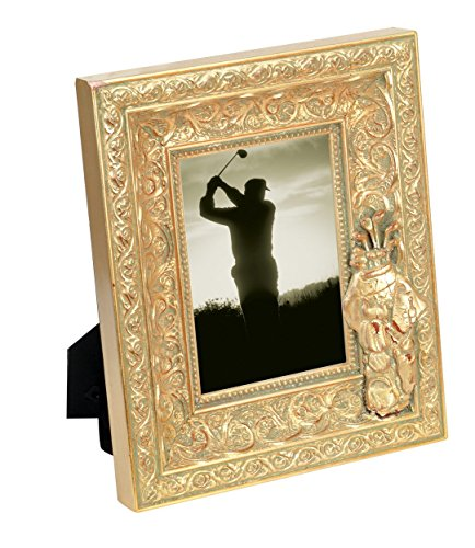 PGA Gold Golf Bag Vintage Photo Frame, 5