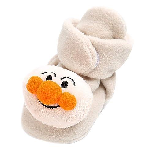 Odjoy fan bambino cartone animato scarpe da felpa confortevole