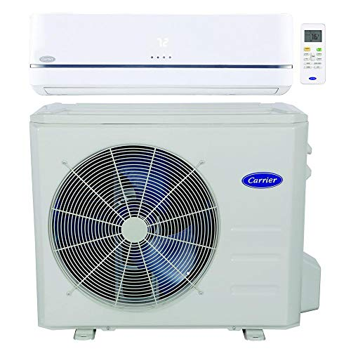 Carrier Single Zone Heat Pump (Cooling & Heating) Performance Series with Inverter Technology- 30,000 BTU