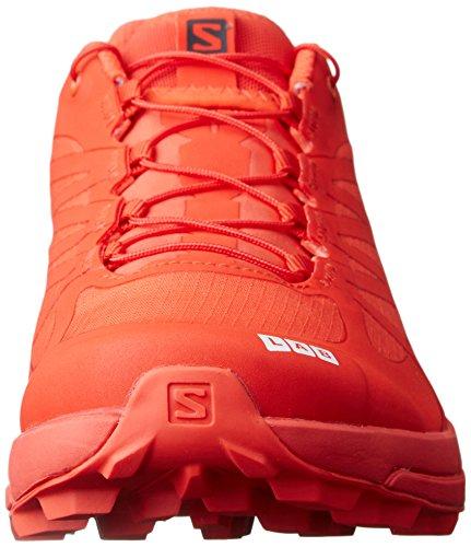 Sense Red 3 EU 6 Rouge Racing Lab Mixte 000 Salomon Trail Chaussures Black 49 Adulte Rouge SG de White Zq1xP5