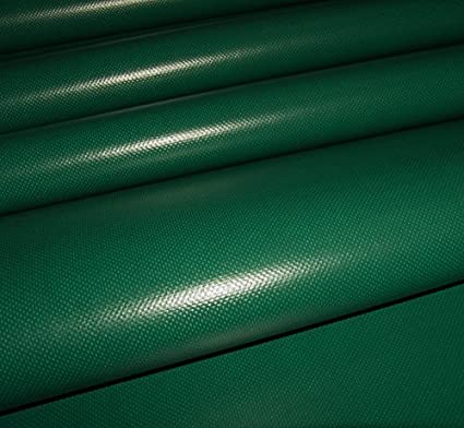 Amazon Com Vinyl Fabric 60 Width Green 18oz Vinyl Coated Polyester Sold By The Yard 36