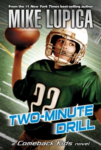 Two Minute Drill Comeback Kids Book ebook product image
