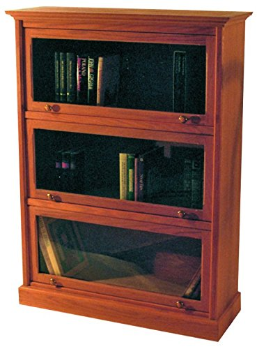 Build-Your-Own Barrister's Bookcase Plan - American Furniture Design