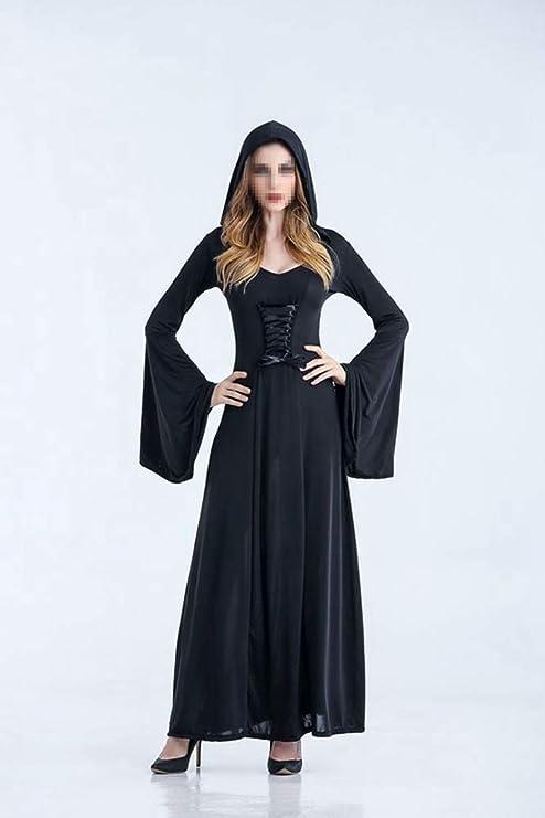 LFHH El Traje de Halloween de la Muerte Medievales con ...