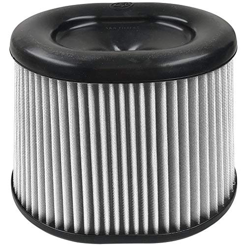 (S&B Filters KF-1035D High Performance Replacement Filter (Disposable, Dry)