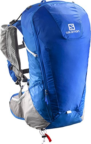 Peak Trekking Union Liters White cm Salomon Backpack Blue 48 20 50 gWqaP7S