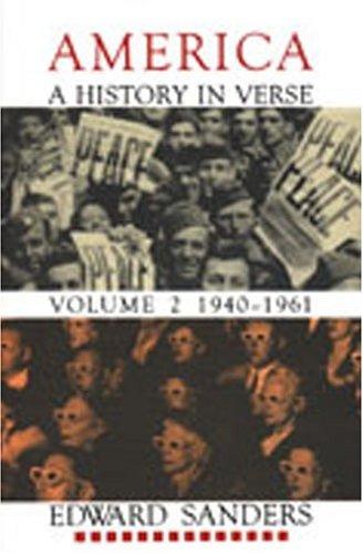 Download America: A History in Verse, Vol. 2: 1940-1961 PDF