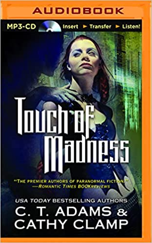 Touch of Madness (The Thrall, Book 2)