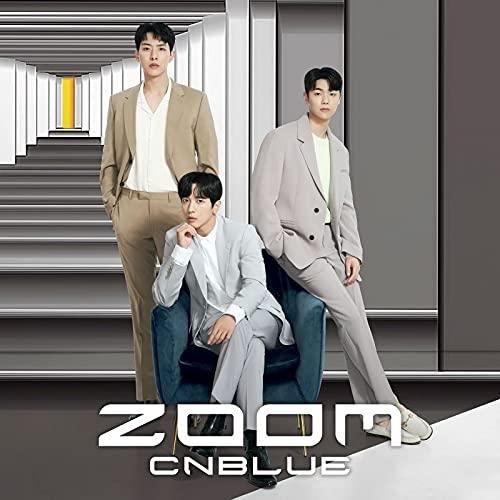 CN BLUE - ZOOM (첫 한정반B)
