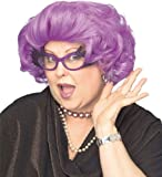 Rubie's Official Adult's The Dame Wig Purple - One Size