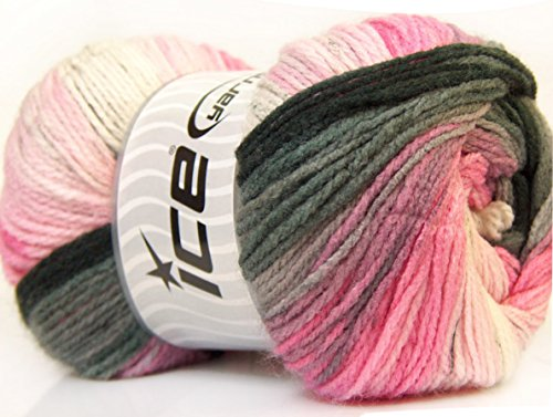 100gr Skeins ICE YARNS Orchid product image