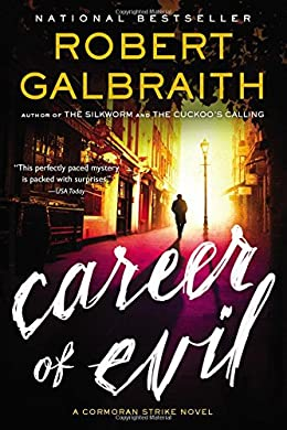 All Jk Rowling Books list - Career of Evil