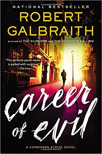 Robert Galbraith - Career of Evil Audiobook Free Online
