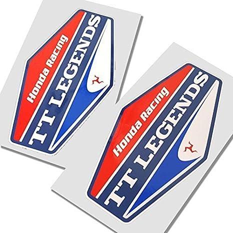 Tt Legends Fireblade Cbr 1000 600 John Mcguinness Aufkleber Iomtt Grafik X 2 Auto