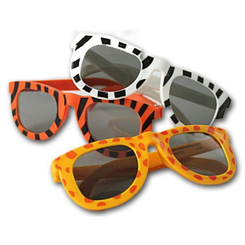 Animal Print Sunglasses - Safari Sunglasses