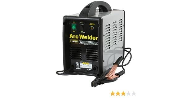 Pro-Series PS07572 120 Volt Arc Welder, Black and Gray - Arc Welding Equipment - Amazon.com