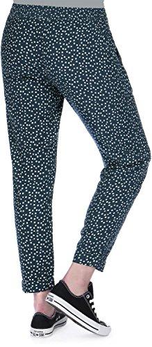 Alprausch Flätz W Pantalón de tela Azul
