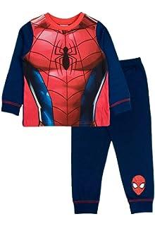 Spiderman Marvels - Pijama Dos Piezas - para niño