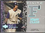 2003 Upper Deck Luis Gonzalez Diamondbacks Game Used Jersey Baseball Card #FC-LG