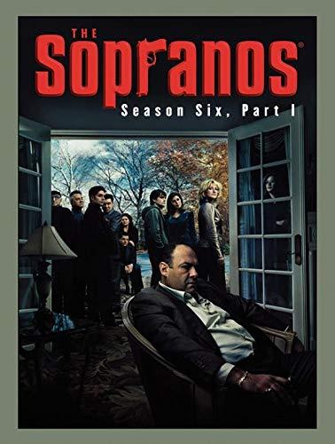 The Sopranos: Season 6, Part 1 (6 Season Soprano)