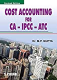 img - for Cost Accounting for CA-IPCC-ATC book / textbook / text book