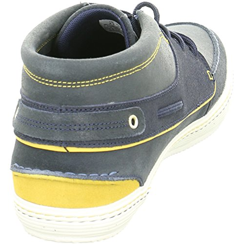 de Bleu Meyssac Deck chaussures homme Lacoste ville bleu bateaux qPBwxx