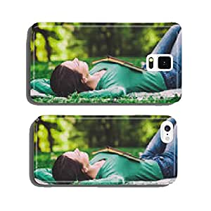 Resting in nature cell phone cover case iPhone6