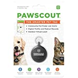 Pawscout Smarter Pet Tag (Dog & Cat Tag)