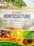 Instant Horticulture 15th Edition
